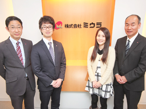 株式会社ミウラ/SE・PG(設立60年超の安定企業/多彩なプロジェクトあり)