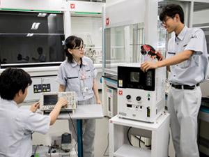 ヤマト科学株式会社/開発設計エンジニア/理科学機器(実験機器)、医療機器、産業機器、計測機器など/20代が中心に活躍!