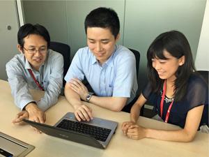 ユーティースターコムジャパン株式会社(UTStarcom, Inc.グループ)の求人情報