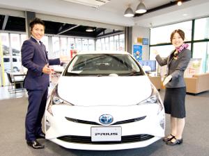 神戸トヨペット株式会社/U-Car 販売・買取営業(トヨタ正規ディーラー/未経験スタート歓迎/20代・30代が活躍中)