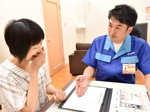 ジョーシンサービス株式会社(上新電機100%出資会社)/施工管理(キッチン・バス・トイレなどのリフォーム)