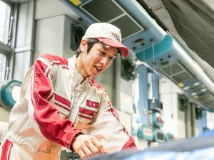 神奈川トヨタ自動車株式会社/整備士/トヨタ、レクサスディーラー(残業月20時間/資格手当・研修制度も充実)