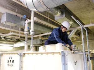 大阿蘇水質管理株式会社/1967年創業の老舗企業/水の安全を守る施工管理職/長期的に活躍できる環境(高い定着率)