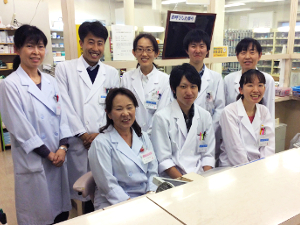 健康サービス株式会社(東都ファーマシーグループ)/薬剤師/埼玉県三郷市勤務