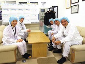 株式会社武蔵野 (神戸工場)/生産管理・人材管理/業績好調による増員募集/各種手当&退職金制度あり
