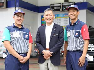 株式会社 鈴木商会/サービスステーションの店長候補/将来的には(新たな経営者)として他事業部門の運営をお任せすることも。