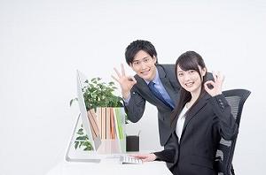 株式会社西日本設備/[社]受付事務[1](早番)[2](遅番) [3]経理事務