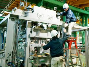 株式会社浅野研究所/図面をもとにイチからつくりあげる機械製造職/ライン作業はありません