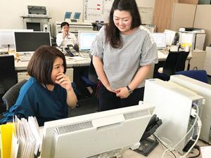 関包スチール株式会社/一般事務(東京・経理事務 浦安・営業アシスタント)