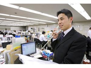ハート株式会社/封筒・名刺の大手メーカーでのルート営業