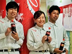 コカ・コーライーストジャパン株式会社/書類選考なし/コカ・コーラブランドの飲料製造オペレーター/転勤なし/正社員登用実績毎年あり