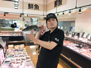 株式会社アオキ/応募いただいた方全員と面接!/未経験でも鮮魚のプロになれる店舗スタッフ(鮮魚の調理・販売/店長候補)