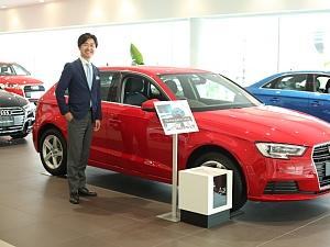 株式会社アイカーズ/Audi正規ディーラーの営業スタッフ <名古屋・長久手・常滑4店舗募集>