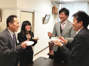 有田食品株式会社/(面接確約/応募者全員とお会いします)///食品メーカーのルート営業/転勤なし