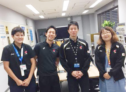 独立行政法人日本スポーツ振興センター/ITサポートスタッフ(社内SE/情報処理技術者)◆ITを活用したトップアスリート支援
