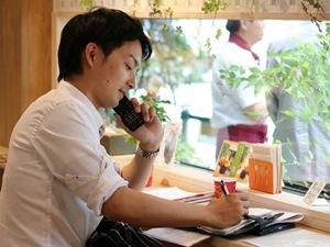 株式会社丸菱/ルート営業/既存の得意先を定期訪問する食材のルート営業です。