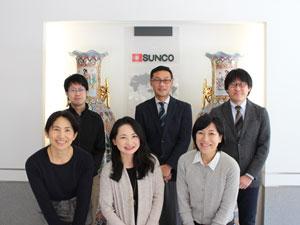 サンコー鞄株式会社/自社ブランド「SUNCO」の販売を手掛けるルート営業