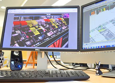 DIAM JAPAN株式会社/プロダクトデザイナー/残業月20h程度/大手有名ブランドのプロダクトデザイン/ハイエンド3D CG使用