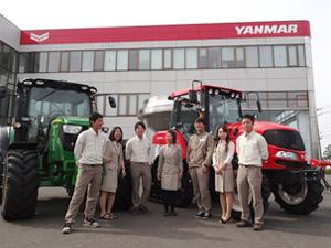 ヤンマーアグリジャパン株式会社 北海道カンパニー/農業機械や農作物の保管倉庫や畜舎の施工管理スタッフ