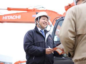日立建機日本株式会社(日立建機グループ)の求人情報