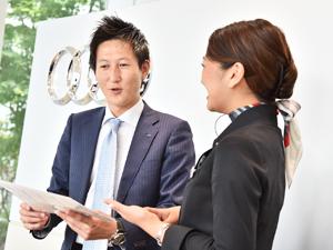 株式会社阪神サンヨーホールディングス/「Audi」「Volkswagen」の正規販売店の求人情報