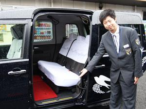 都タクシー株式会社(つばめタクシーグループ)の求人情報