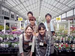 有限会社東京花壇の求人情報