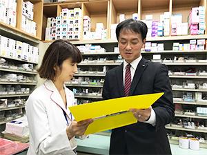 株式会社クカメディカル/調剤薬局での医療サービスを提案する【新規・ルート営業】