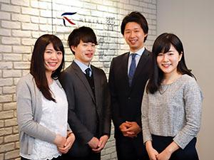 弁護士法人・響(ひびき)/パラリーガル(男女)/未経験の方歓迎/当所運営のコアメンバー(幹部候補)として採用します
