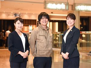 東京エアポートレストラン株式会社/設備マネジメント(課長候補としてお迎えします)/勤務地は5つ星獲得の羽田空港・充実した福利厚生