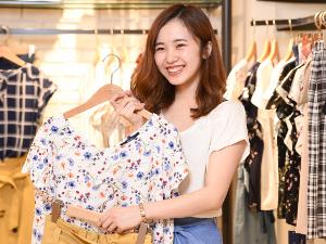 株式会社ジャパンイマジネーション/レディスファッションブランドの販売スタッフ(応募から最短1週間のスピード採用)