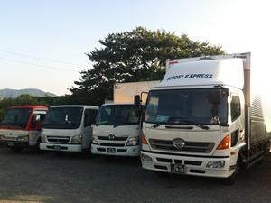 株式会社SHOEI SOUTH LINE/【経験不問】配送ドライバー(2t・4t)/資格・免許取得支援制度あり/3名以上の募集です!