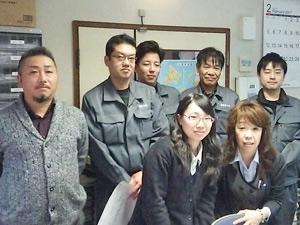 株式会社安藤工業/配送事務・配送スタッフ(男女ともに歓迎)/リーダー候補
