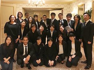MARCUS EVANS JAPAN LIMITED/グローバルビジネスサミットデリゲート部門・マネージャー候補