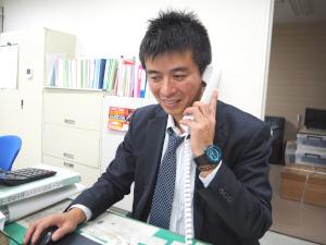 株式会社ハヤマ/自社物件の管理スタッフ/定時退社/転勤なし/ノルマなし