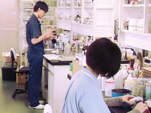 東邦金属工業株式会社/化学製品の研究開発/設立68年の安定企業/化学知識を存分に活かせます