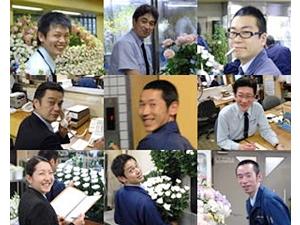 株式会社花半/一般事務・経理補助/オフィスワーク・デビューを応援! 電話応対無/残業月平均1時間!
