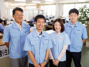 三協部品株式会社/国内・海外に拠点を持つ成長企業を支える技術系総合職/管理職候補の採用/教育制度充実/海外勤務あり