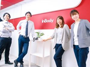 株式会社インボディ・ジャパンの求人情報