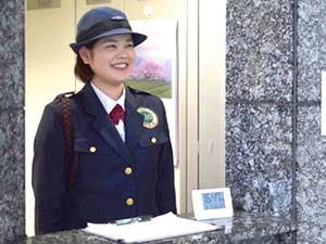 株式会社アルク/学校施設の警備スタッフ/巡回や入館管理メイン・女性活躍中