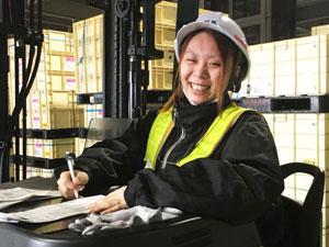 株式会社ネクスト/軽作業・フォークリフトオペレータ—・物流倉庫管理業務