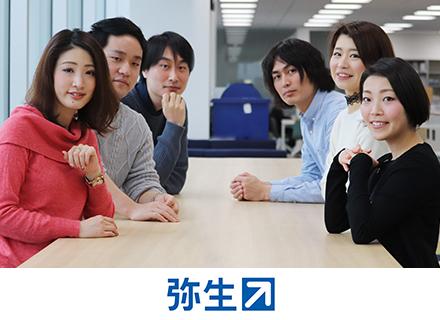 弥生株式会社の求人情報