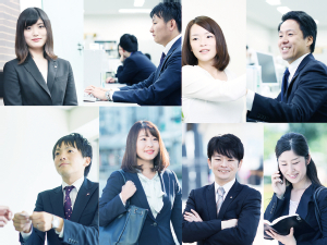 株式会社キャリアプランニング<天満屋グループ>/人材派遣の営業職/企業およびスタッフのフォロー/未経験歓迎