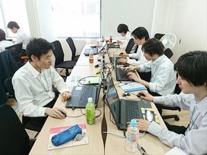 株式会社銀河総合研究所/ネットワーク・Webエンジニア/未経験OK!研修2〜3ヶ月有