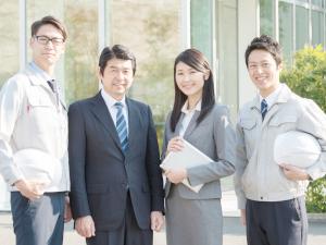 創新工業株式会社/管理部門スタッフ(月給28万円以上/外出先での業務がメイン)