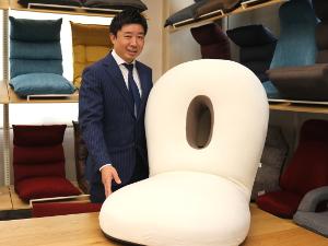 明光ホームテック株式会社/インテリアの企画営業(座椅子などのチェア製品)/土日休み