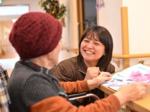 社会福祉法人笑顔 特別養護老人ホームからたちの求人情報