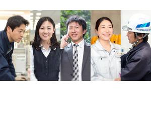株式会社巴商会/産業ガスのルート営業(業界No.1企業・20代活躍中!)