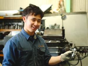 有限会社玉川製作所/愛知県緑区/世界最硬のネジを作る職人/CADの経験者大歓迎