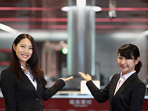 グローバル・タックスフリー株式会社/沖縄・浦添勤務!免税カウンタースタッフ